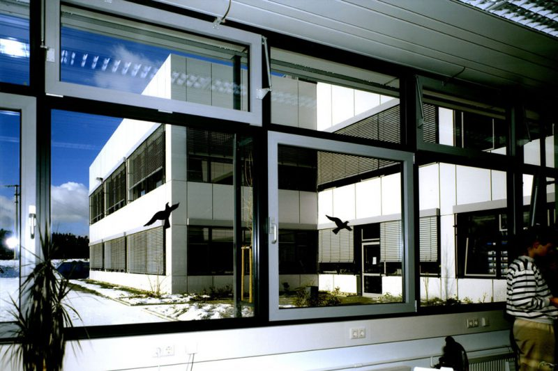 Neubau Fabrikationsgebäude Haas Laser Schramberg