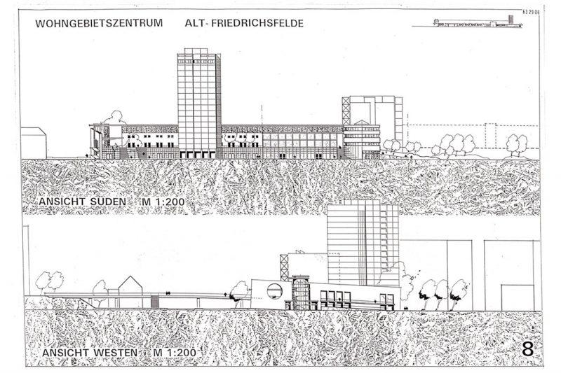 Wettbewerb Berlin Alt-Friedrichsfelde