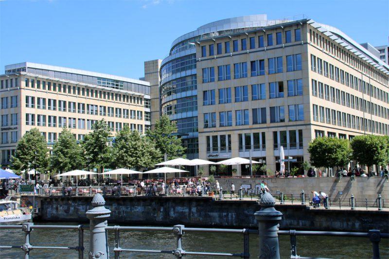 Bürogebäude Spreepalais (Alte Börse)