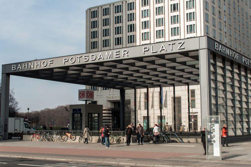 Regionalbahnhof Potsdamer Platz