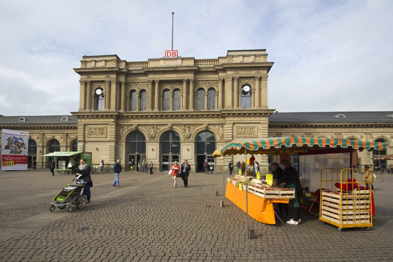 Mainz Hauptbahnhof