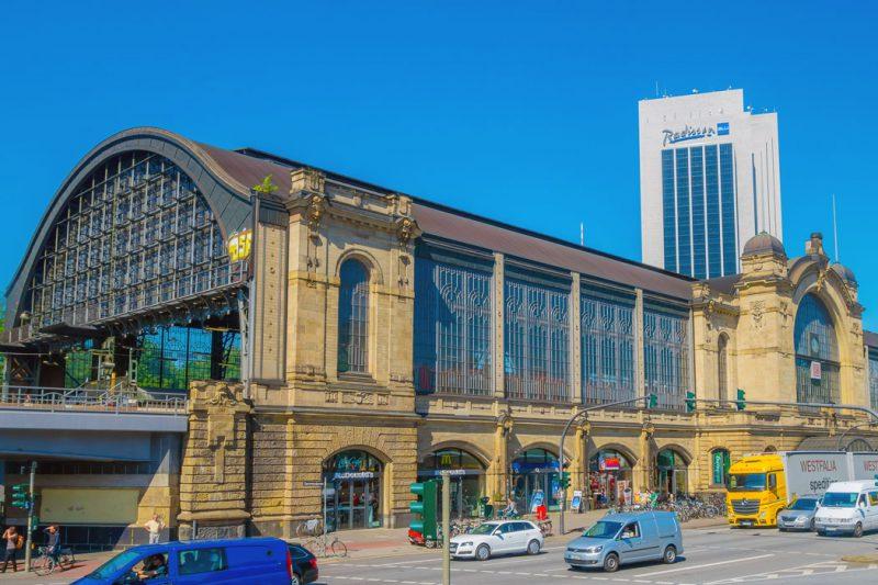 Bahnhof Hamburg Dammtor