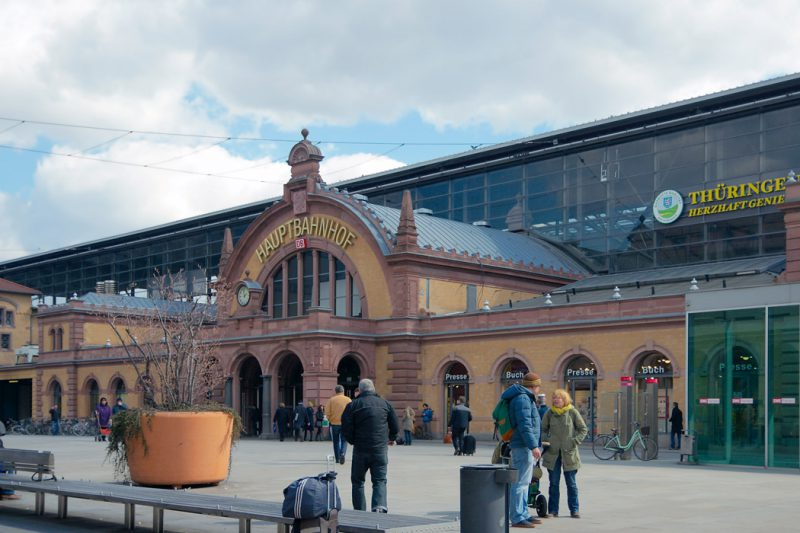 Erfurt Hauptbahnhof