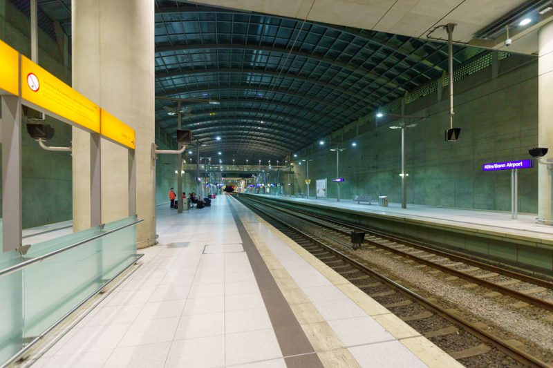Flughafenbahnhof Köln- Bonn