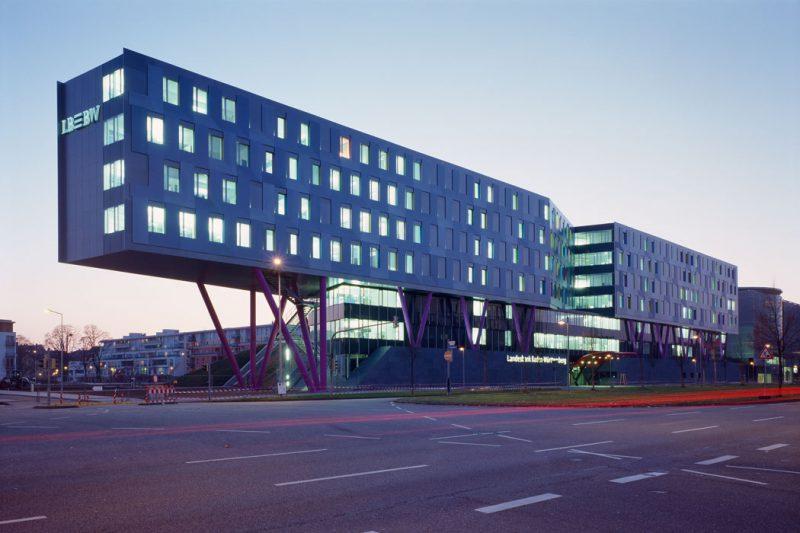 Neubau LBBW Karlsruhe
