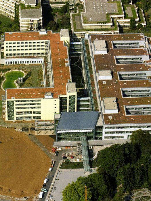 Uniklinik Heidelberg, Neubau Kopfklinik (PPP- Projekt)