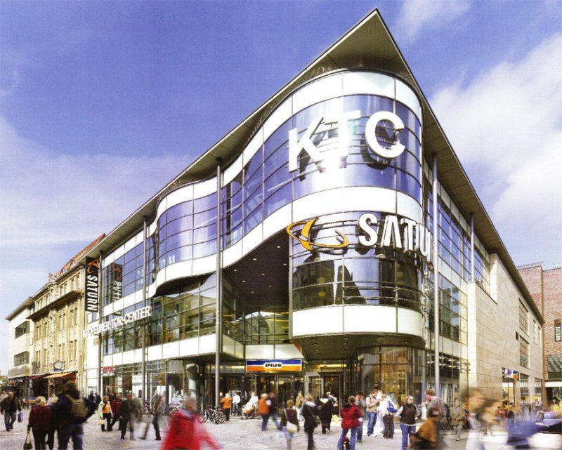 Neubau Einkaufscenter Rostock (PC)