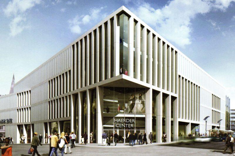 Neubau Einkaufscenter Lübeck (PC)