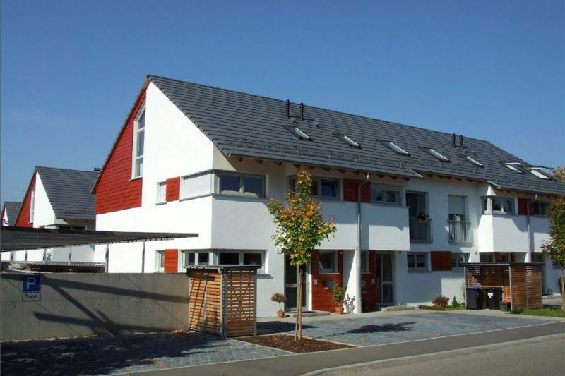 Reihenhäuser Karlsruhe