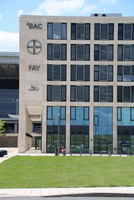 Investorenprojekt Fay Bürogebäude