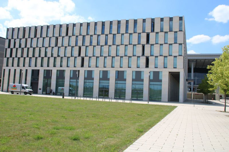 Investorenprojekt Hotel Steigenberger